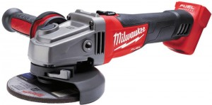 SZLIFIERKA KĄTOWA 125 mm BODY MILWAUKEE M18 CAG125X-0X
